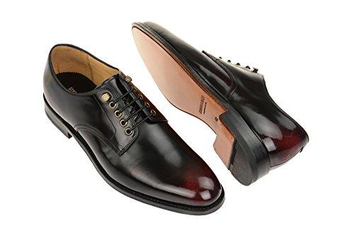 Gordon & Bros5150-b Burgundy - zapatos con cordones Hombre , color rojo, talla 41 EU