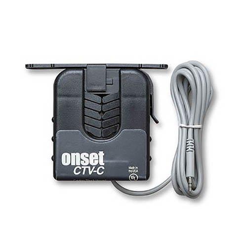 Onset CTV-C, 10 - 100 Amp Split-core AC Current Sensor