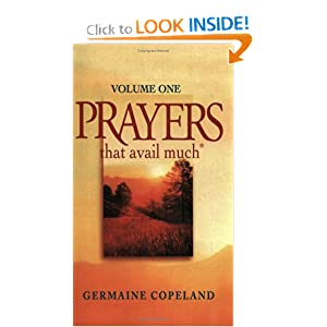 Prayers That Avail Much, Vol. 1 Germaine Copeland