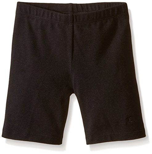 - Danskin Big Girls' Bike Short, Black, Medium (8-10)