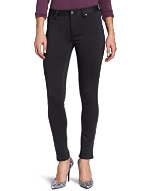 Calvin Klein Jeans Women's Five Pocket Ponte Pant