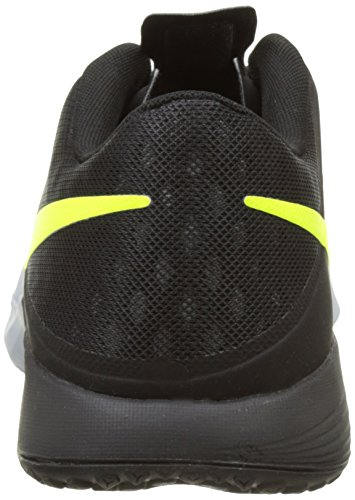 004 Noir Volt Gris wolf Pour Grey Nike Platinum Pure Baskets 844794 Homme 5q54F