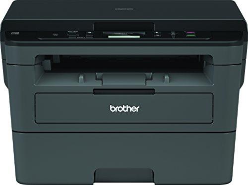 Brother DCPL2510D - Impresora multifunción láser monocromo con impresión dúplex (30 ppm, USB 2.0, procesador de 600 MHz… 3