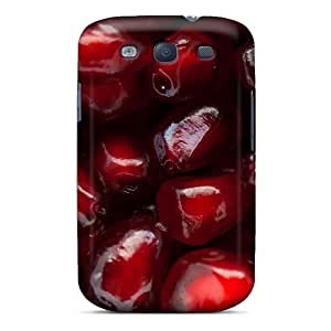 Cute High Quality Galaxy S3 Juicy Pomegranate Case