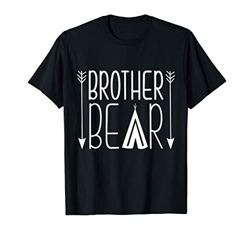 Brother Bear Funny Gift For Brother T-Shirts