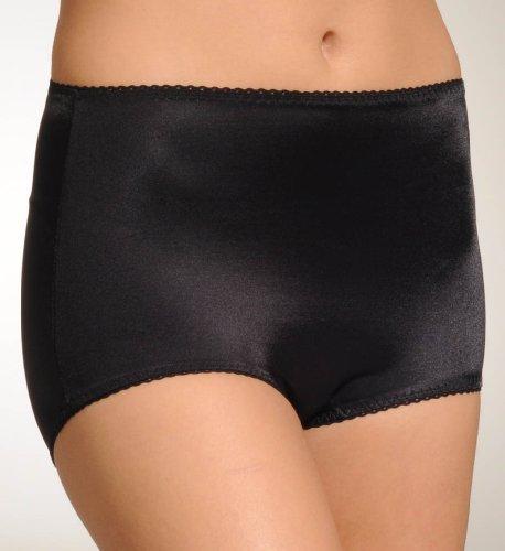 - Rago Style 910 - Panty Brief Light Shaping, Black, 10X/50
