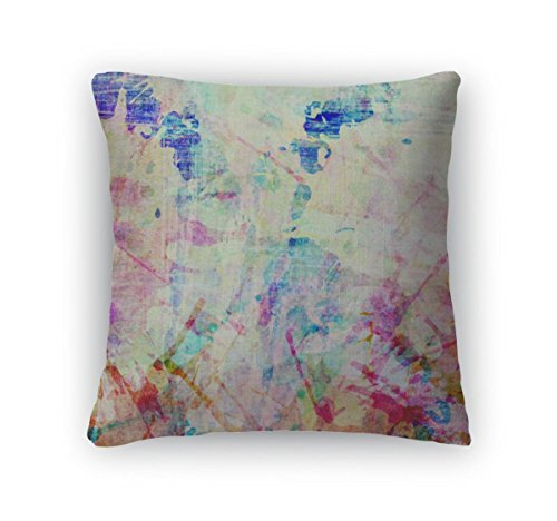 gear-new-silver-throw-pillow-14x14-abstract-colorful-painted-watercolor-splash-and-stain