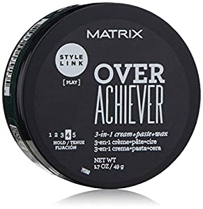 Matrix Style Link Over Achiever 3-In-1 Cream Paste Wax, 1.7 Fl. Oz. from Matrix