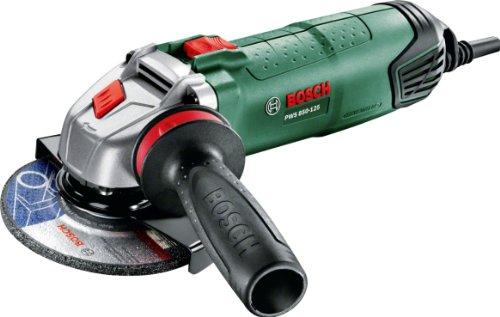 Amoladora Bosch - PWS 850-125 + AVG + maletín por solo 76,56€