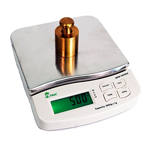 : Laboratory Balance, 10000 G x 1 G MRB-10000 Mid-Resolution Compact Top Loading Balance NEW !!