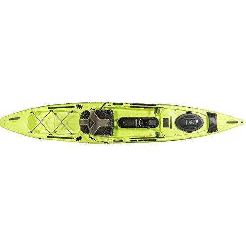 Ocean Kayak Trident 13 Angler – Lemongrass