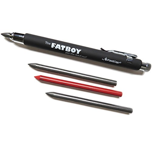 FastCap Fatboy Extreme Carpenter / Mechanical Pencil