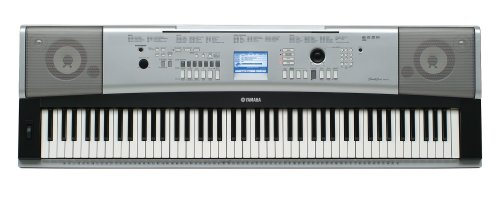 UPC 086792283043, Yamaha DGX520AD Electronic Keyboard w/ 88 Full size lightly weighted piano style keys