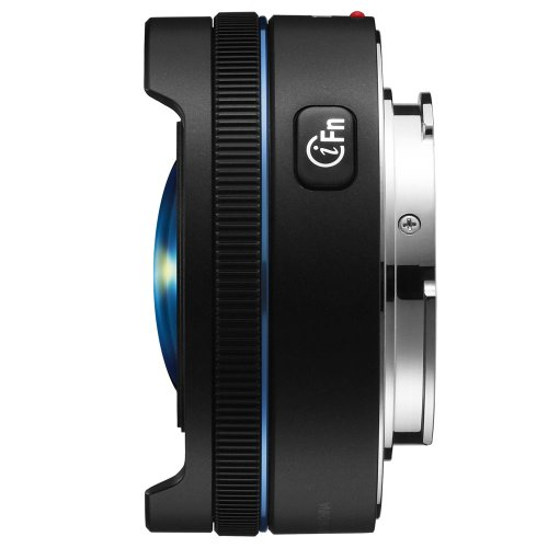 Samsung NX 10mm Fish Eye Camera Lens (Black) by Samsung (Image #1)