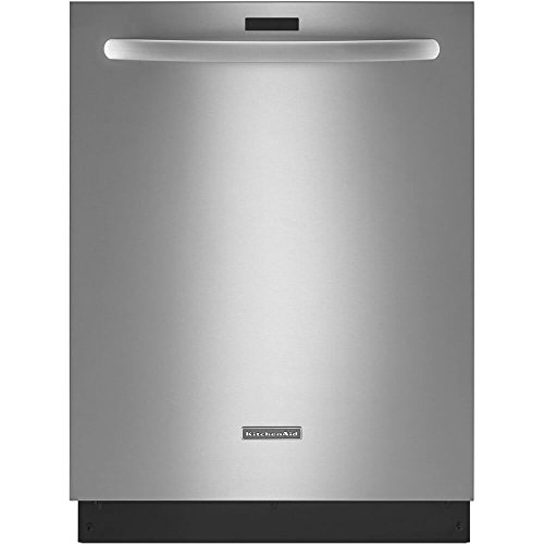 KitchenAid KDTM354DSS Architect Series II 43dB Stainless Dishwasher
