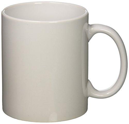 Sublimation Nation Stoneware Mug, 11 oz-Case of 36