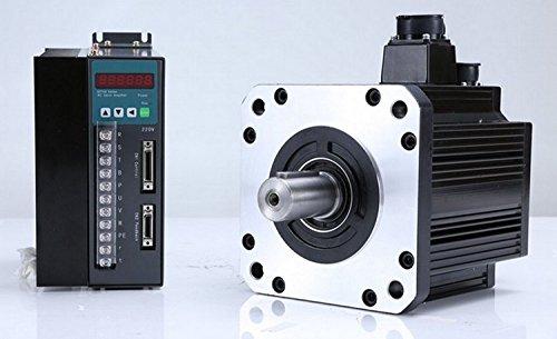 GOWE 18N.m 2000rpm 220V Servo driver + AC Servo motor LBF+ 3meter (Driver 2000rpm Tool)