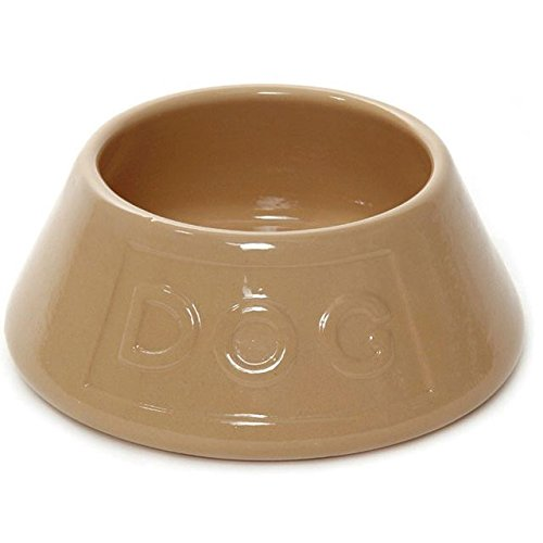 Cheap Mason Cash 21cm Non Tip Lettered Dog Bowl