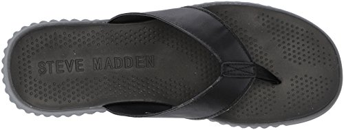 Men's Black Santee Sandal Steve Madden fwqzAA