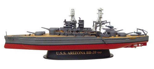 1/700 Die-Cast Battleship U.S.S. Arizona