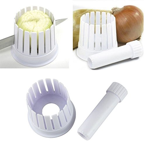 Blossom Vegetable Bowl - Onion Blossom Cutter - 1 Piece Kitchen Onion Blossom Onion Slicer Cutter Blossom Fruit Vegetable Cutting Tools