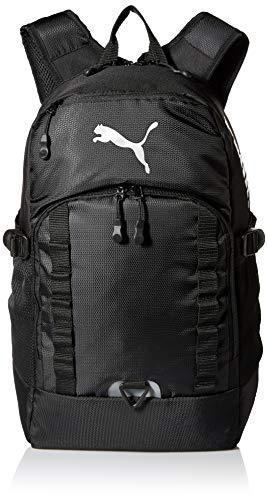PUMA Men's Fraction Backpack, black, One Size