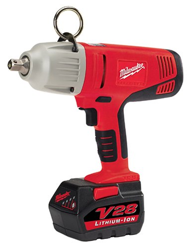 Milwaukee 0779-22 V28 28-Volt Lithium Ion  1/2-Inch Cordless Impact Wrench - 28v Lithium Ion Charger