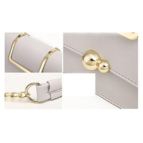 Bags Bags Handbags Of Bags Women Handbags Shoulder Pu Casual Fashion Black Diagonal Handbags Messenger Wild vzqF6Ywqg