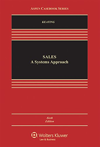 sales-a-systems-approach-aspen-casebook