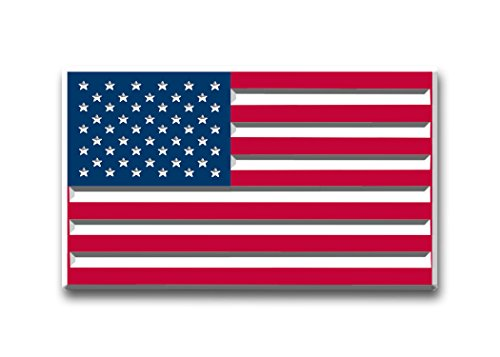 AMERICAN FLAG Military Magnet (Flag Fridge Magnet)