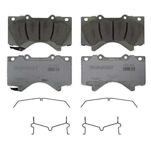 Disc Brake Pad Set-OEX Disc Brake Pad Rear Wagner OEX536