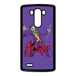Surprise The Joker LG G3 Cell Phone Case Black DIY Gift xxy002_5034646