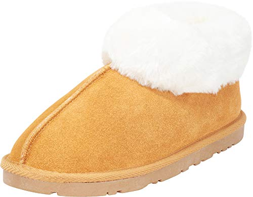 Women's by Leddi Chestnut Slippers Tamarac International Slipper tA0Rtqw
