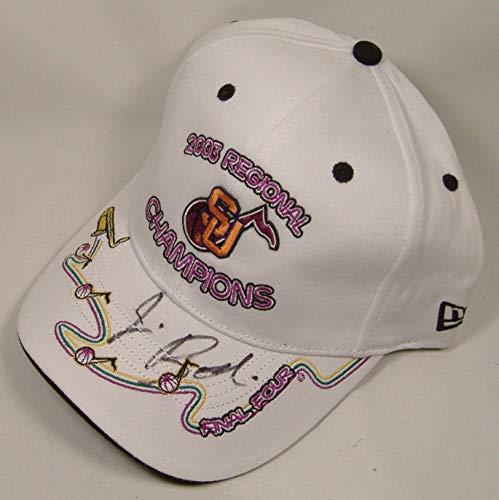 Jim Boeheim Autographed Signed Memorabilia 2003 Regional Champs Hat Syracuse Orange Orangemen Su - JSA Authentic