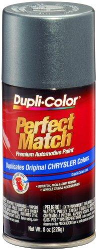 Dupli-Color EBCC04287 Magnesium Pearl Chrysler Perfect Match Automotive Paint - 8 oz. Aerosol ()