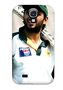 Hot Snap-on Cricket Shahid Afridi Hard Protective Diy For Touch 5 Case Cover