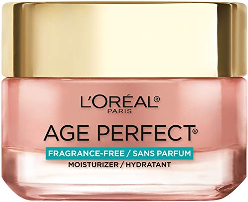 L'Oréal Paris Age Perfect Rosy Tone Fragrance Free Face Moisturizer - 1.7oz