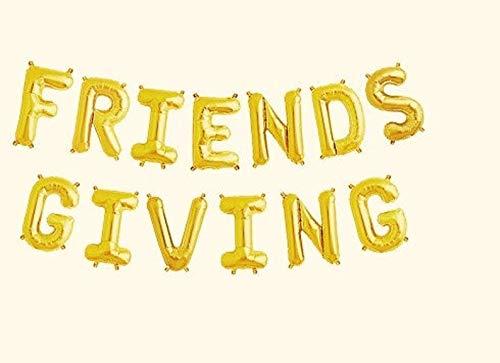 Friendsgiving Balloons Thanksgiving Party Ideas Friendsgiving Balloons Thanksgiving Feast Decor