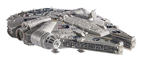 (Revell SnapTite MAX Star Wars Episode VII Millennium Falcon Model Kit)