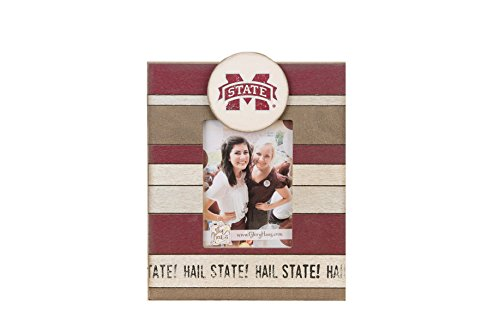 Frame Bulldog Photo - Glory Haus Mississippi State Vintage Frame, Multicolor