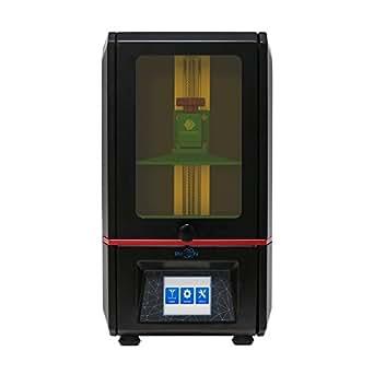 ANYCUBIC PHOTON Impresora LCD SLA Luz UV 3D Montada con Pantalla Táctil de color de 2,8 '' Tamaño de impresión 115mm (X) x 65mm (Y) x 155mm (Z)