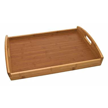 Lipper International Bamboo Serving Tray