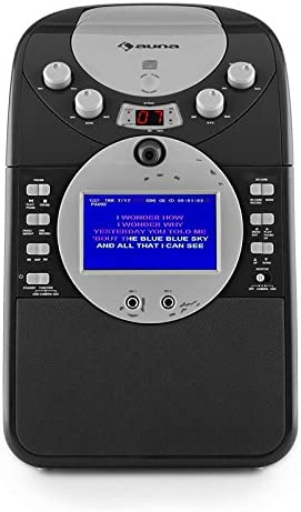 AUNA ScreenStar - Karaoke Pantalla 3.5