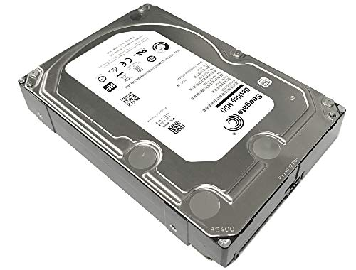 Seagate Desktop HDD ST6000DX000 6TB 128MB Cache 7200RPM SATA 6.0Gb/s 3.5inch Internal Desktop Hard Drive (OEM) - 3 Year Warranty