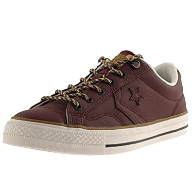 Herren Converse Cons Star Player Trainers Rot 12 (46.5