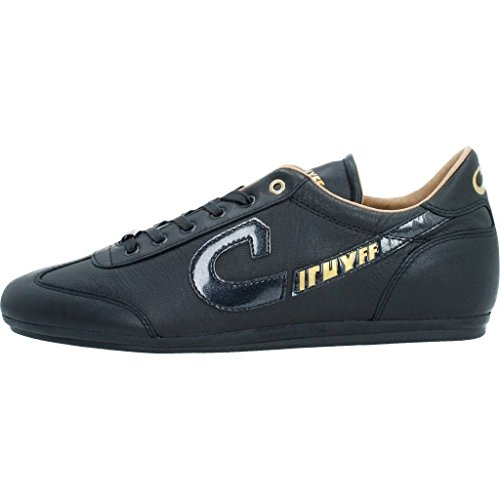Chaussures CruyffVanenburg Basses Noir Ou Cuir Simili hQrxtsCBd