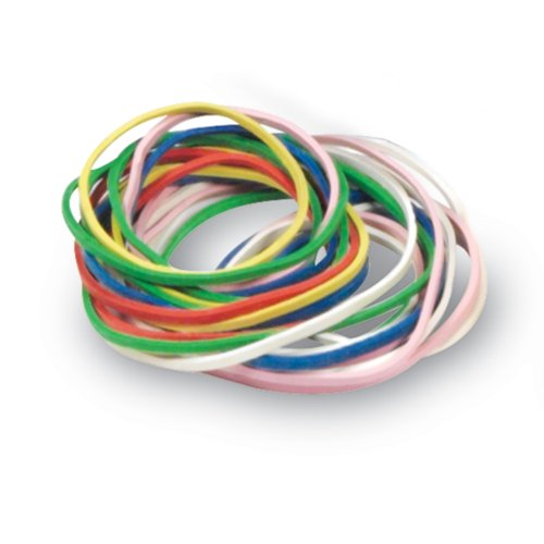 Learning Resources Rubber Band Set, 1/4 lb.