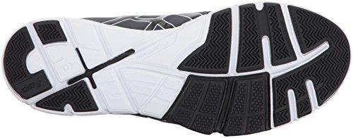 Asics Heren Gel-rage Tr 4 Crosstrainer Carbon / Zwart / Prime Rood