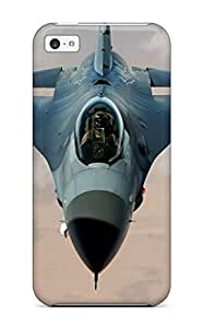 Hot RAEpnbn10362ZYnnu Case Cover Protector For Iphone 5c- Fighter Pilot