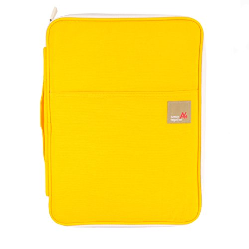 Better Together A4 Note Organizer - Ver. 02 (Mango Yellow) for cheap